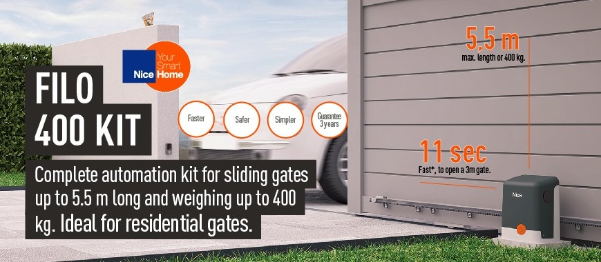 Electric Gate Kits