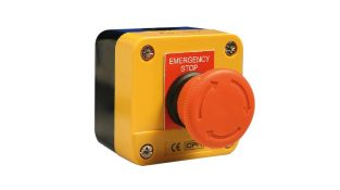 ES Button Emergency Stop Button