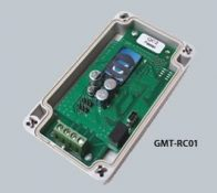 GMT-RC01 GSM switch for electric gates, doors & lighting etc
