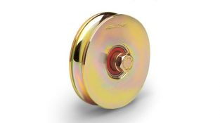 1030 O normal wheel with two bearings
