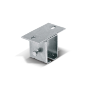 S 80 Z  standard ceiling bracket for monorail fixing and adjustment