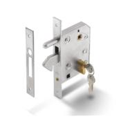 129 galvanised hook lock