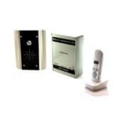 AES 603-AB architectural model wireless audio intercom kit for single dwelling properties without keypad