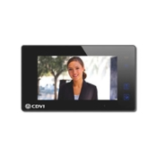 "CDVI CDV47 black 7"" colour LCD touch screen monitors"