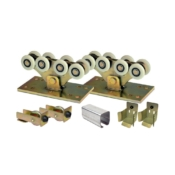 Medium Kit 6 silent kit for gates up to 8m opening and 600kg in weight (2x4.5m)