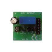 CDVi VHLR universal relay 12/24V