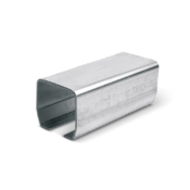 GIPI 5 RGZ 4.5 galvanised 4.5m track for medium cantilever gate systems