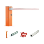 Nice electromechanical barrier kit for openings up to 7m 24v (Wide Kit 2)