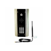 AES GSM-5ABK architectural model vandal resistant GSM intercom kit with keypad