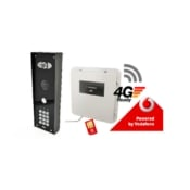 AES PRE2-4GE/IMPK shrouded imperial model 4G GSM video intercom kit with keypad
