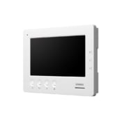 "Videx 6758 7"" colour hands free video monitor"