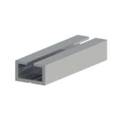 ASO AL15-9 aluminium profile for 15 & 25mm safety edge rubber