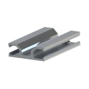 ASO AL30-10 aluminium profile for 45/65/85mm safety edge rubber