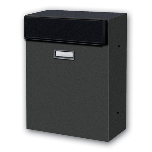 10 1 Alubox Magnum Rear Entry Postbox 002