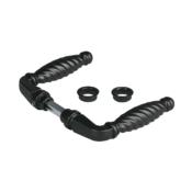 Locinox 3006 FA ornamental handle pair