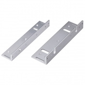 BR200GL L Bracket for GL200 magnetic lock